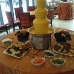 cheese fountains for nachos