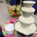 Ranch Dressing Fountains