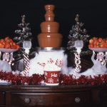 holiday dessert tables